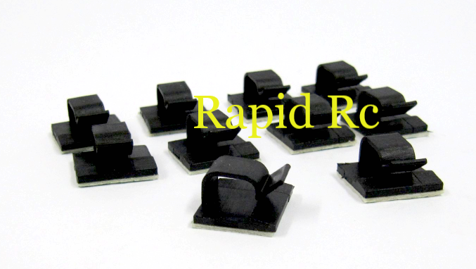 Tie-D-Wires Cable & Wire Holders 10pc
