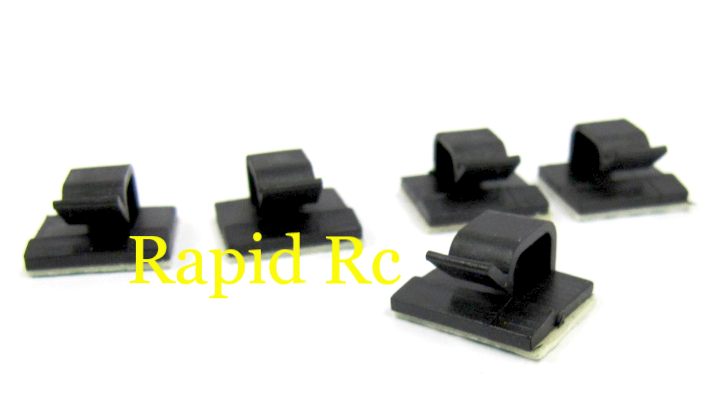 Tie-D-Wires Cable & Wire Holders 5pc