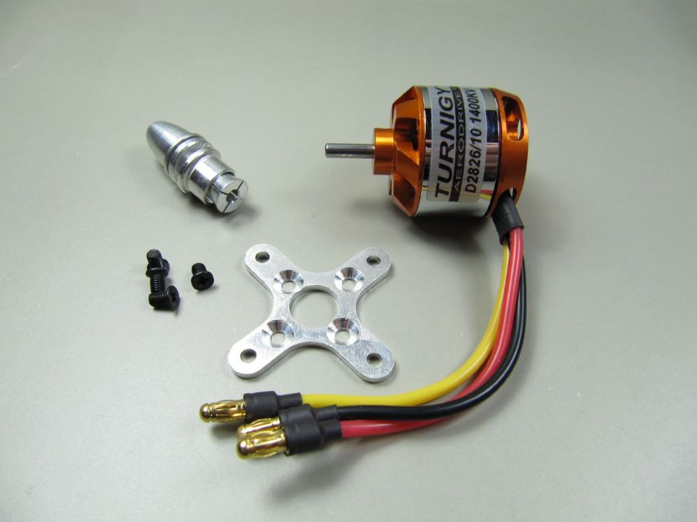 Turnigy D2826 10 1400kv Brushless Motor