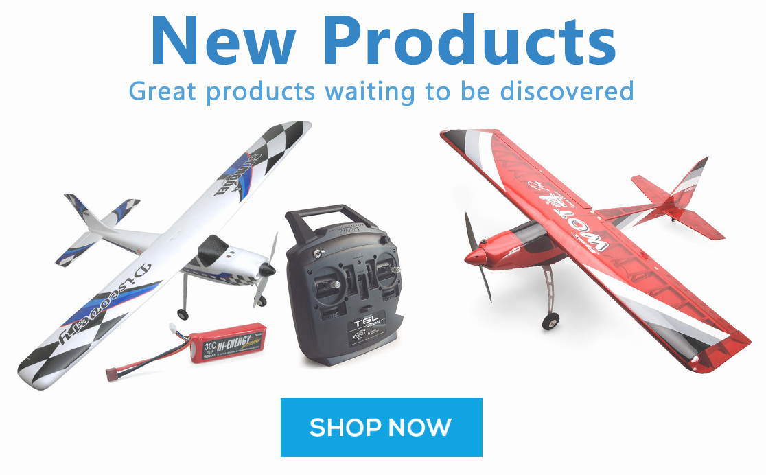 New Products - Great products waiting to be discovered