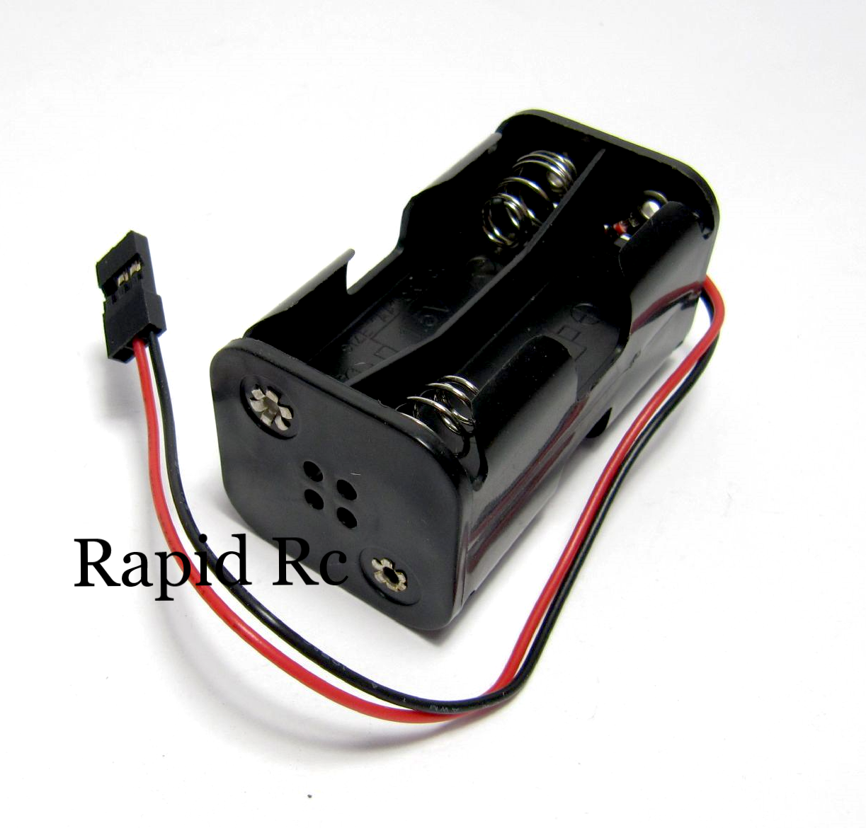 4 X Aa Battery Holder Rx Pack