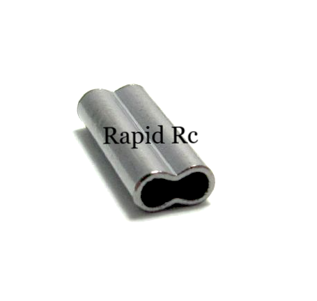 Crimping Tube for Pull/Pull Wire Double Tube Meduim