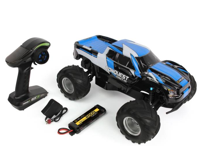 Helion Conquest 10MT XLR 2WD RTR Electric Brushless  HLNA0777