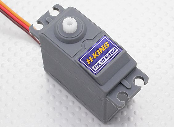 HK 15268A Ball Bearing Analog Servo 4.5kg / 0.13sec / 39g