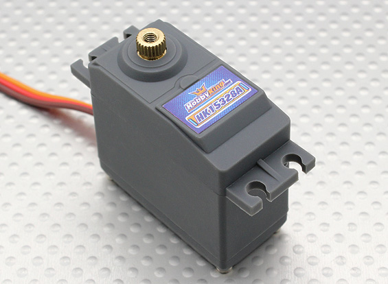 HK15328A Analog BB/MG Servo 58g / 12.8kg / 0.20s