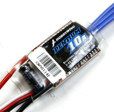 Hobbywing FlyFun Series 10A 2-4S Electric Speed Control ESC FlyFun-10A