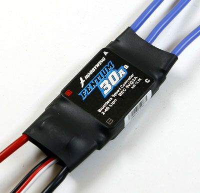Hobbywing FlyFun Series 30A 2-4S Electric Speed Control ESC FlyFun-30A