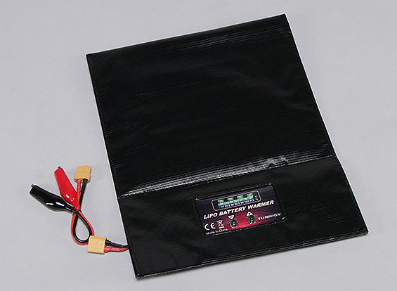 Lipo Battery Warmer Bag (12v DC)