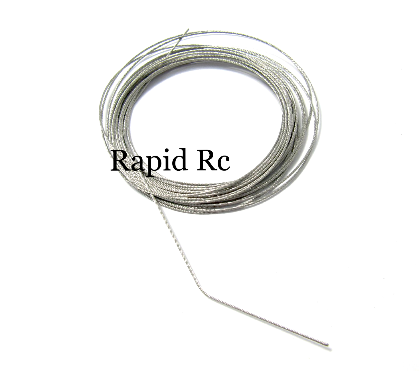 Pull Pull Coated Steel Wire 0.8mm 5m Bag