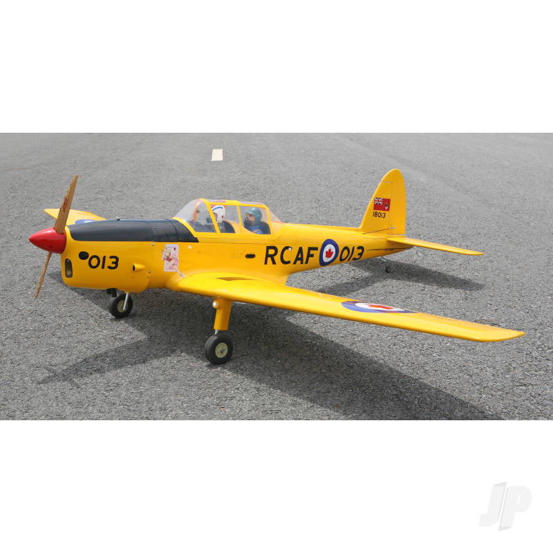 Seagull Chipmunk Yellow DHC-1 1/5 Scale 20cc (80in) (SEA-304B)