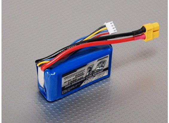 Turnigy 1300mAh 3S 30C Lipo Battery Pack