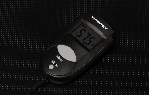 Turnigy Infrared Thermometer (-33 ~ 220Celsius)