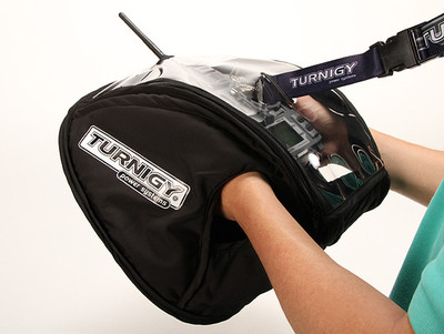 Turnigy Transmitter Glove 2.4Ghz with Neckstrap
